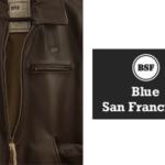 Rappresentante abbigliamento Blue-San-Francisco