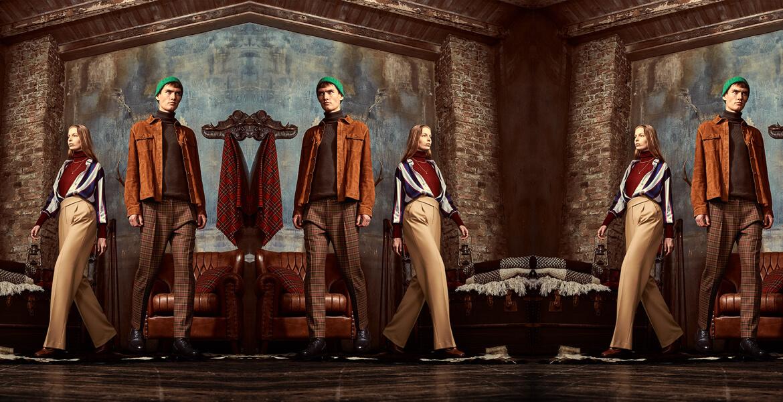 Dfp Studio rappresentante abbigliamento moda Berwich