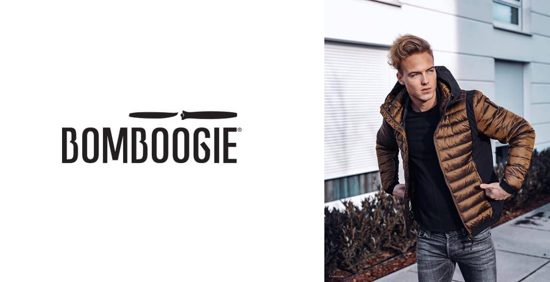 Rappresentanza abbigliamento Bomboogie per i negozi di Piemonte e Valle d'Aosta
