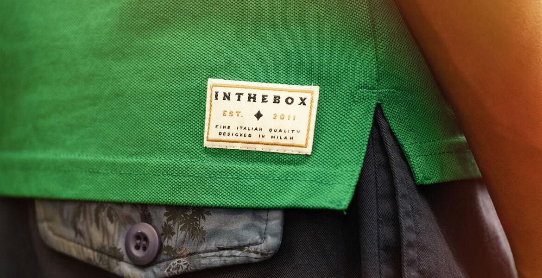 Rappresentanza abbigliamento In the box per i negozi di Piemonte e Valle d'Aosta
