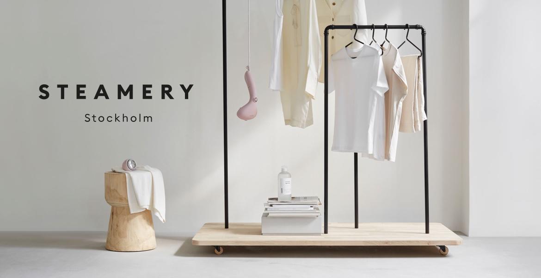 Rappresentanza abbigliamento Steamery, ferro da stiro ed accessori innovativi per i negozi di Piemonte, Liguria e Valle d'Aosta